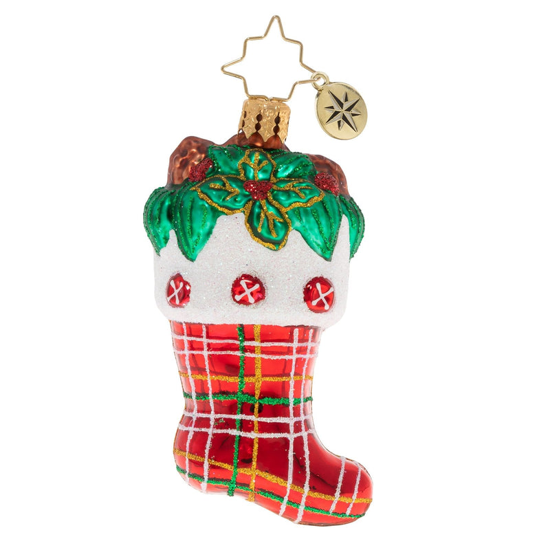 Classic Country Stocking - Little Gem Ornament