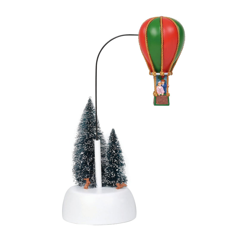 Department 56  Holiday Balloon Ride