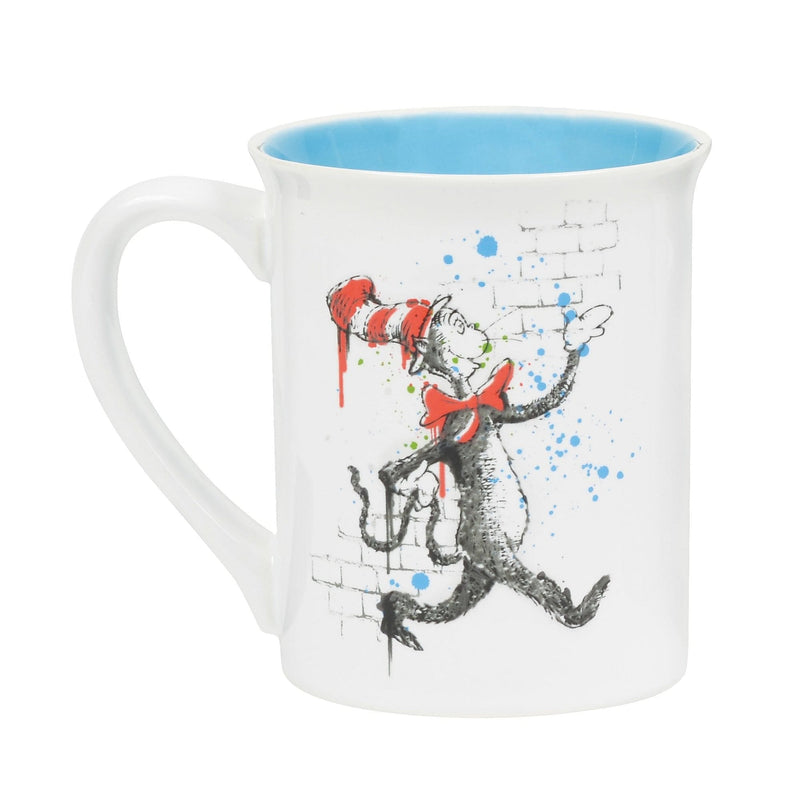 Dr Seuss - Oh the Places You'll Go Mug - Shelburne Country Store