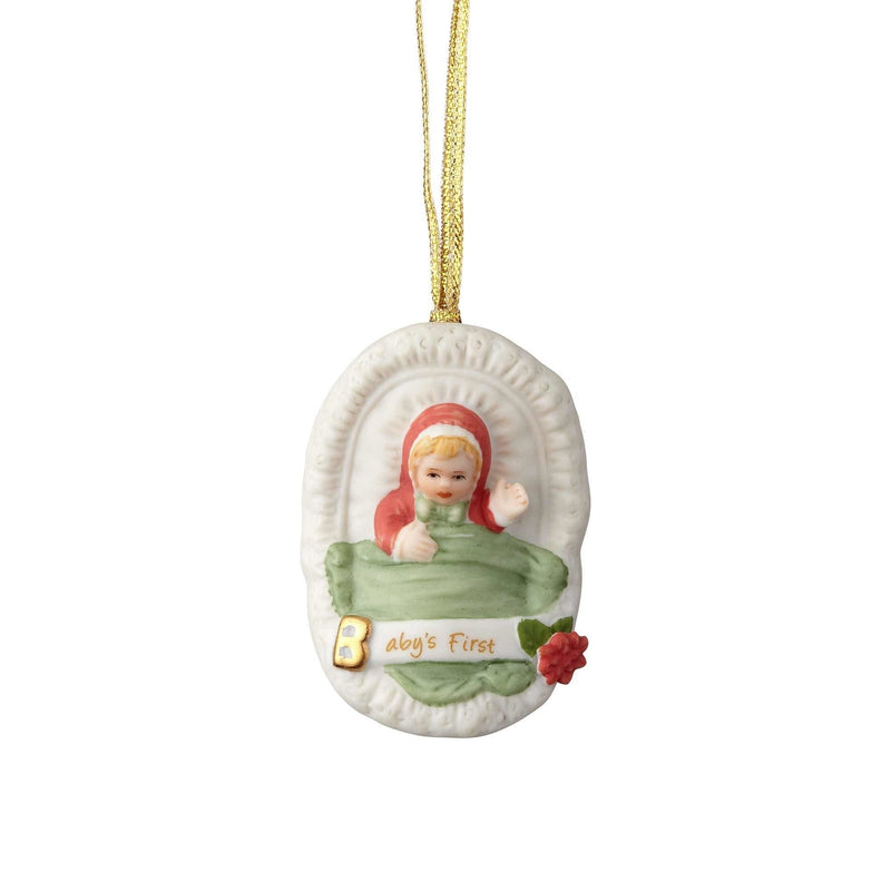 Growing Up Girl Ornament -