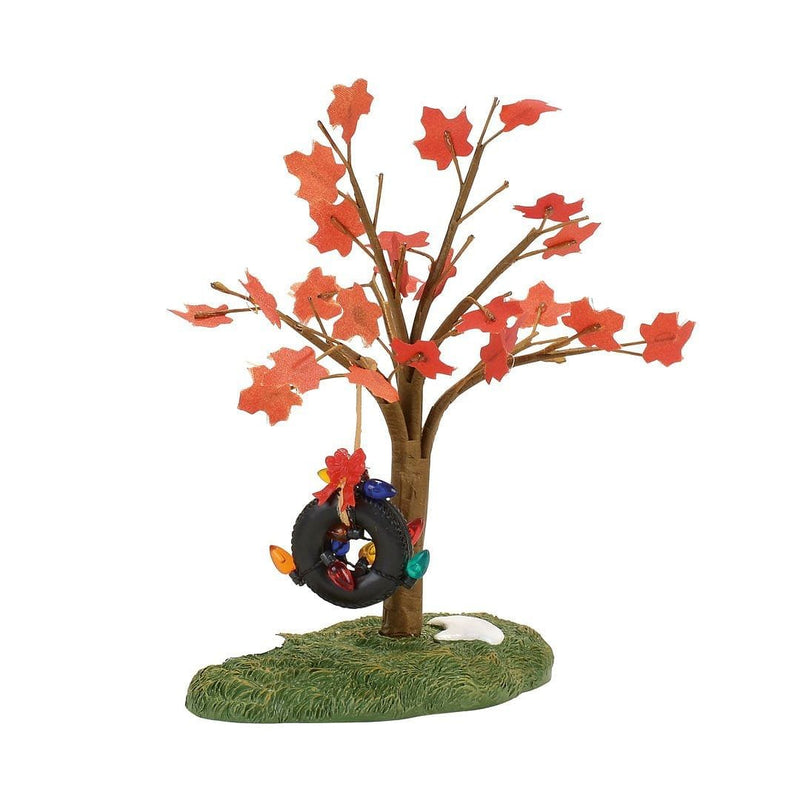 Department 56 Woodland Holiday Swing