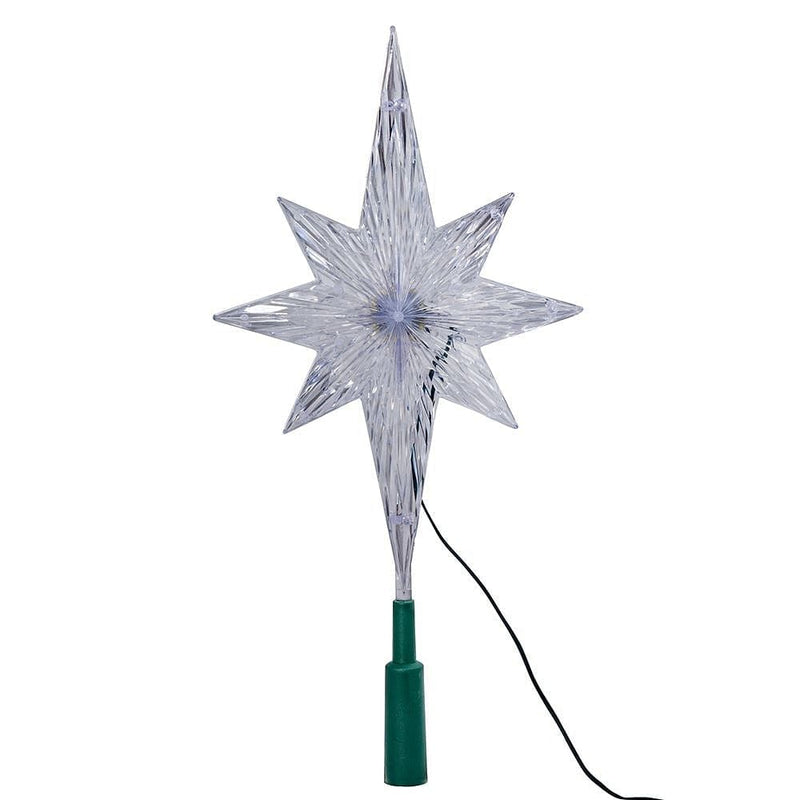 Polar Star Color-Changing LED Lighted Treetop