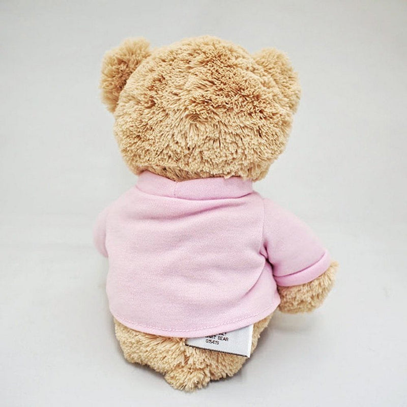 It's A Girl T-Shirt Teddy Bear
