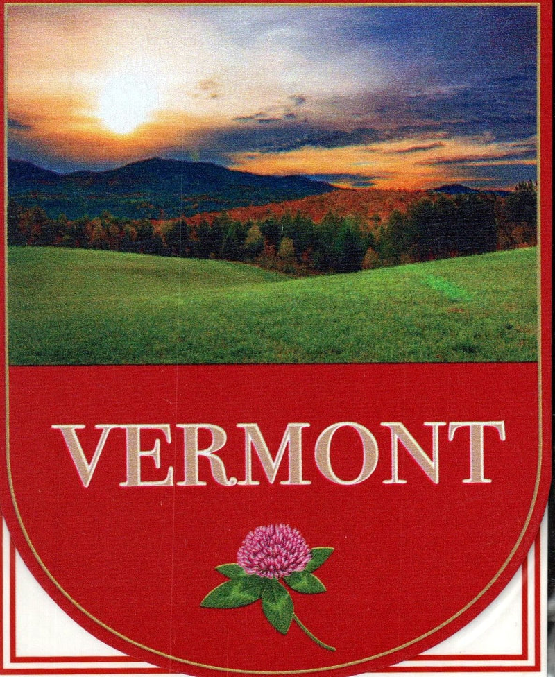 Vermont Sunset Magnet - Shelburne Country Store