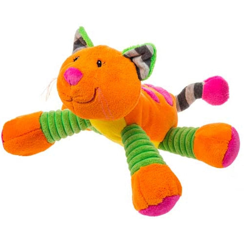 Mary Meyer Scribbles Kitten Plush Toy