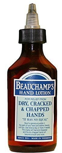 Beauchamp's Hand Lotion - 4oz