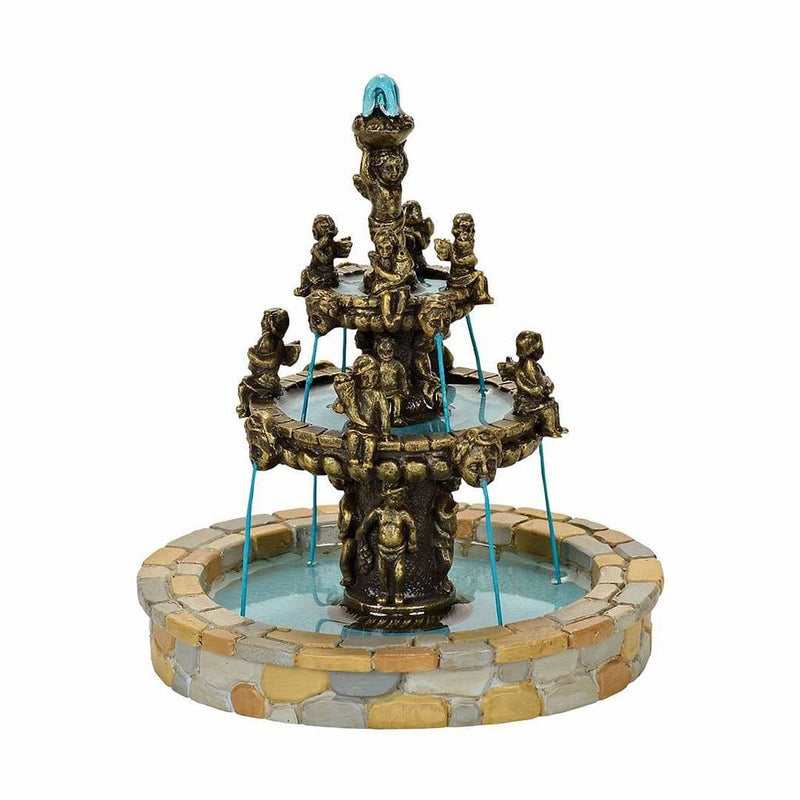 Department 56 Memorial Fountain
