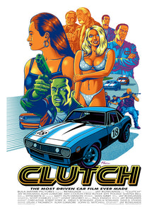 CLUTCH Movie Poster