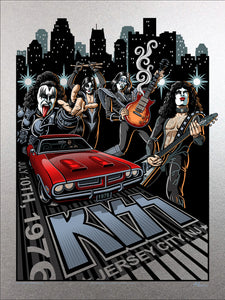 KISS Silver Stardream variant