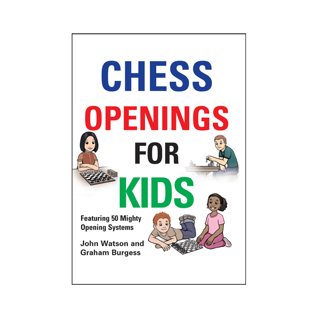 Chess Openings For Kids Gambit Books Chess Book Beginner Kids Murray Chandler