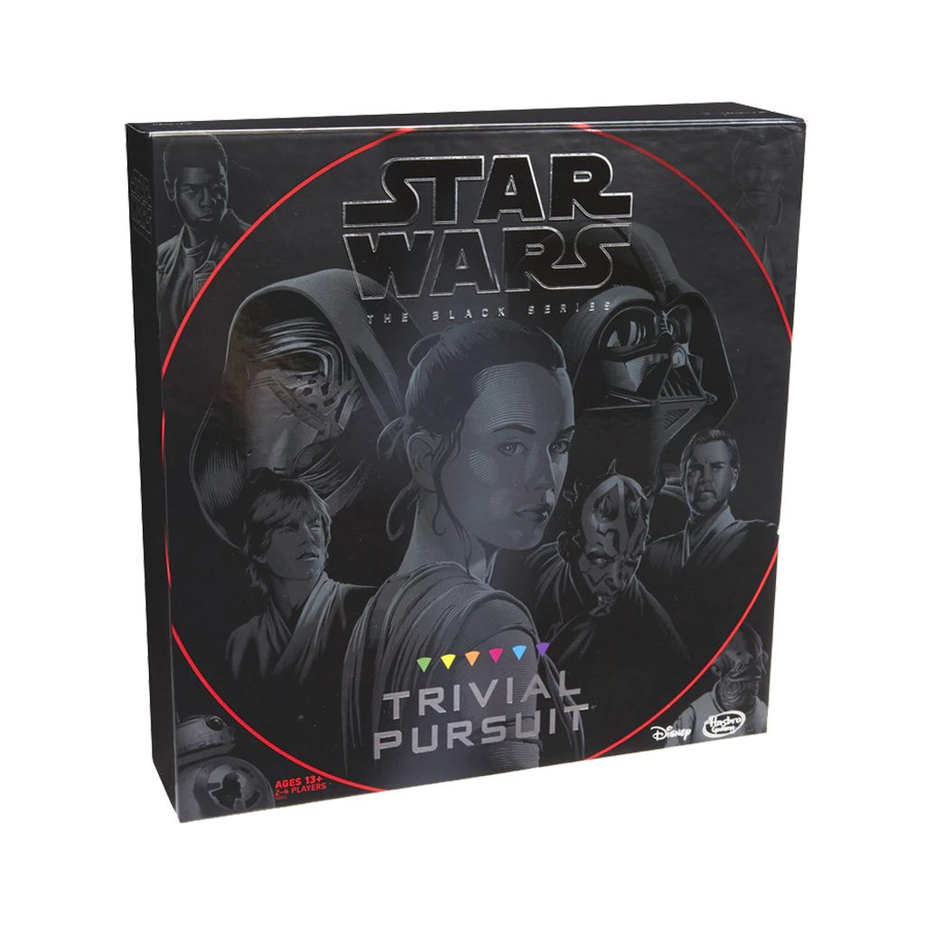 Star Wars Trivial Pursuit Black Series
