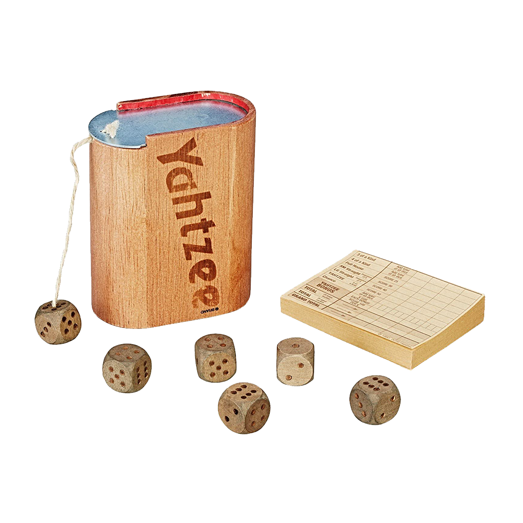 Yahtzee_Rustic_game