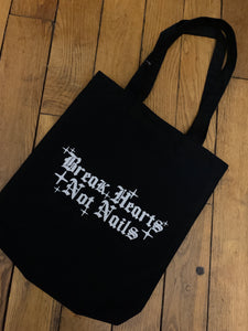 TOTE BAG BREAK HEARTS