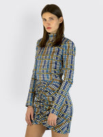 Rotate Birger Christensen - Multicolor Minna Dress