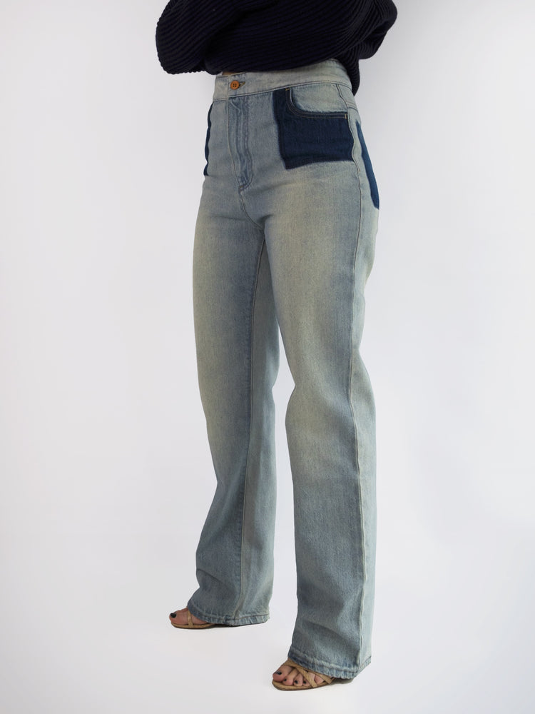 Philosophy Di Lorenzo Serafini - Denim Pants