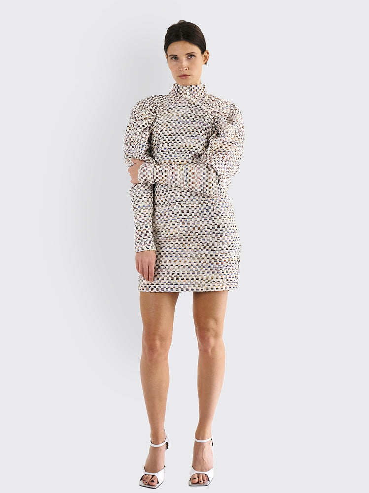 Rotate Birger Christensen Kim Multi Dress