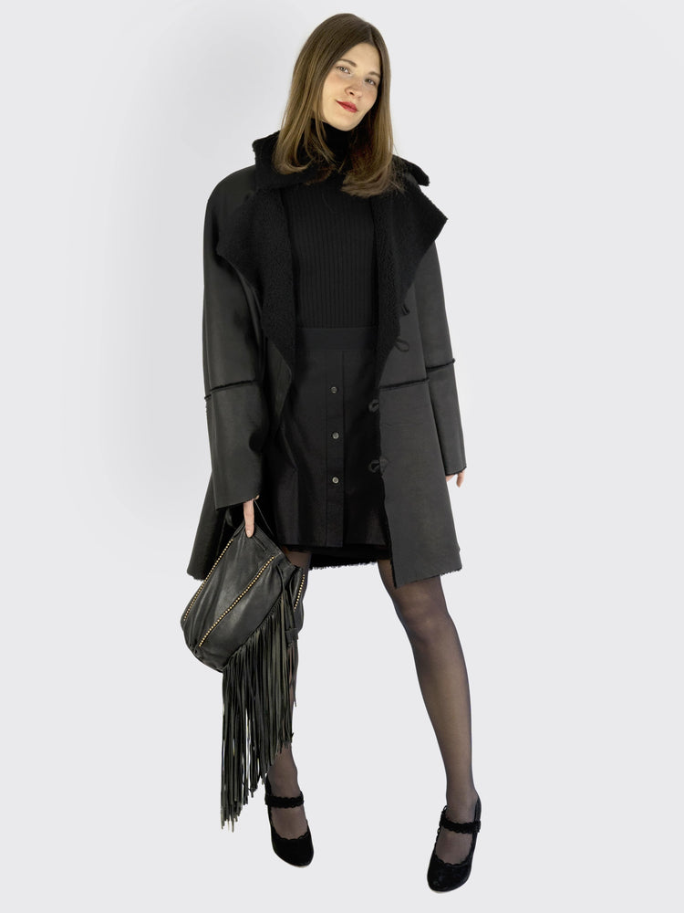 UTZON - Reversible Lambskin Coat