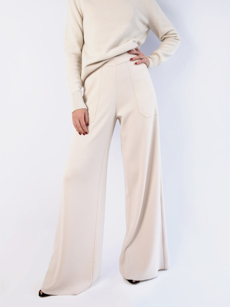 MRZ - Wide-leg Pants