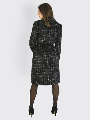 Load image into Gallery viewer, YIGAL AZROUEL - Belted Midi Coat