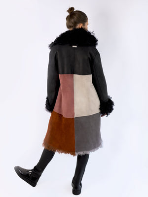 Load image into Gallery viewer, UTZON - Longhair Multicolored Coat