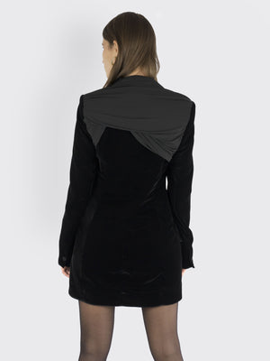 Load image into Gallery viewer, Alexander Wang - Velvet Blazer