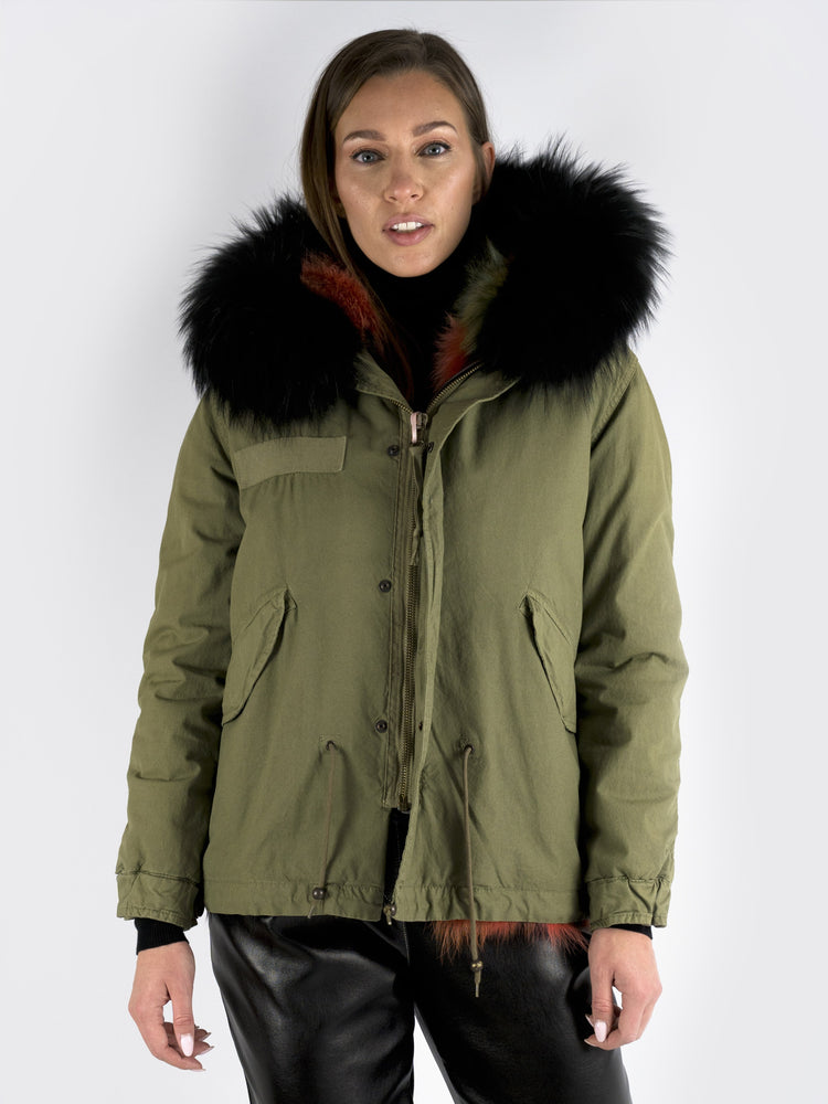 Mr & Mrs Italy - Parka