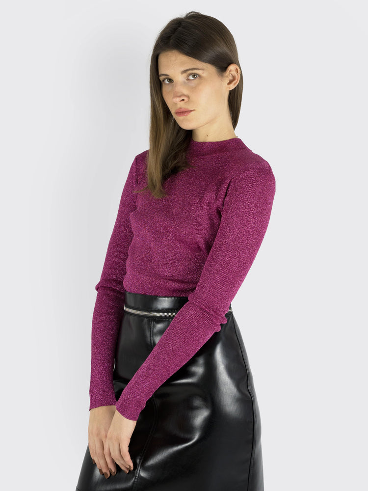 DoDo Bar Or - Lurex Sweater