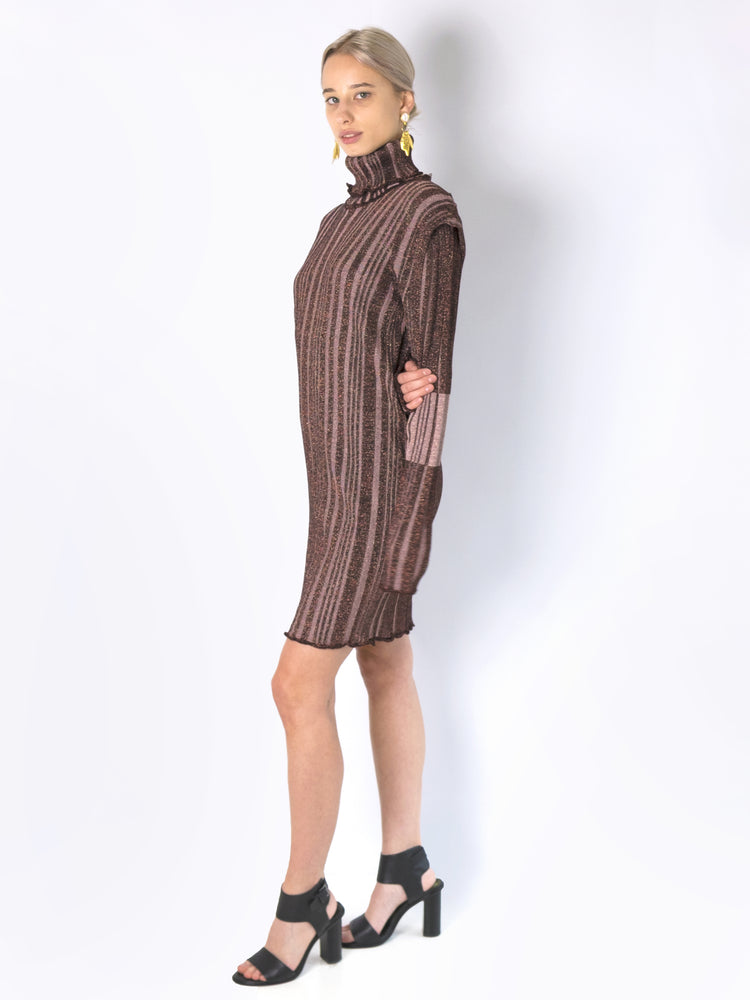 Circus Hotel - Turtle Neck Dress