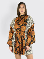 DoDo Bar Or - Erin Mandarin Dress