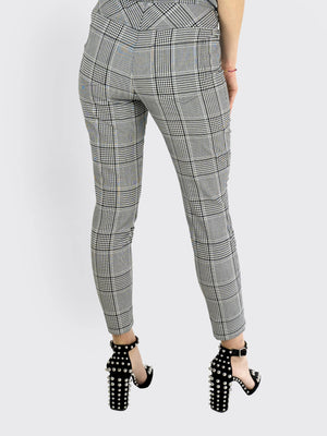 Alexander Wang -  Skinny Cropped Trousers