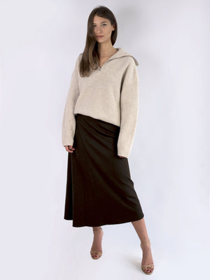 Vince - Asymmetric Skirt