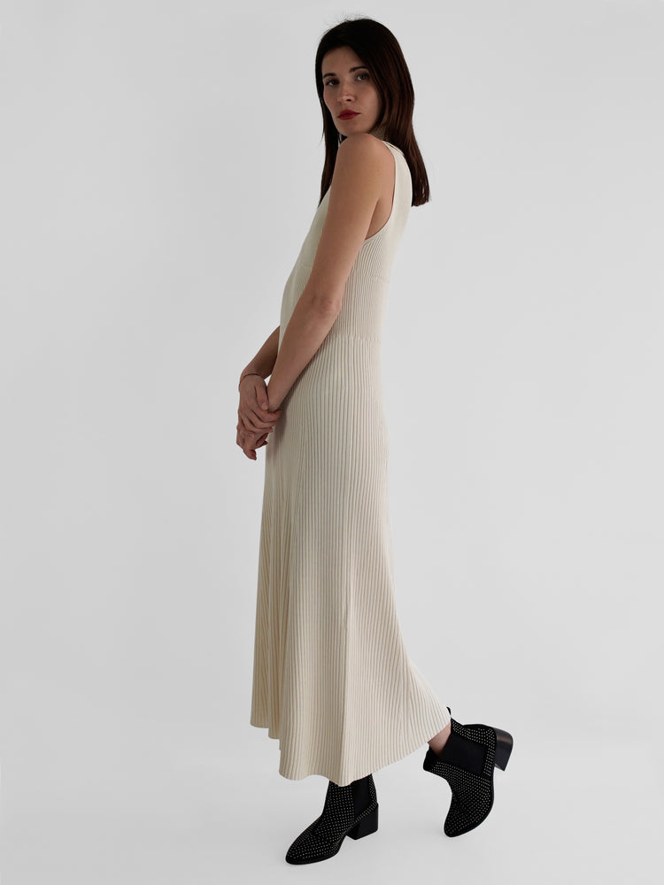 MRZ - Sleeveless Maxi Dress