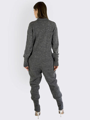 Philosophy Di Lorenzo Serafini - Grey Jumpsuit