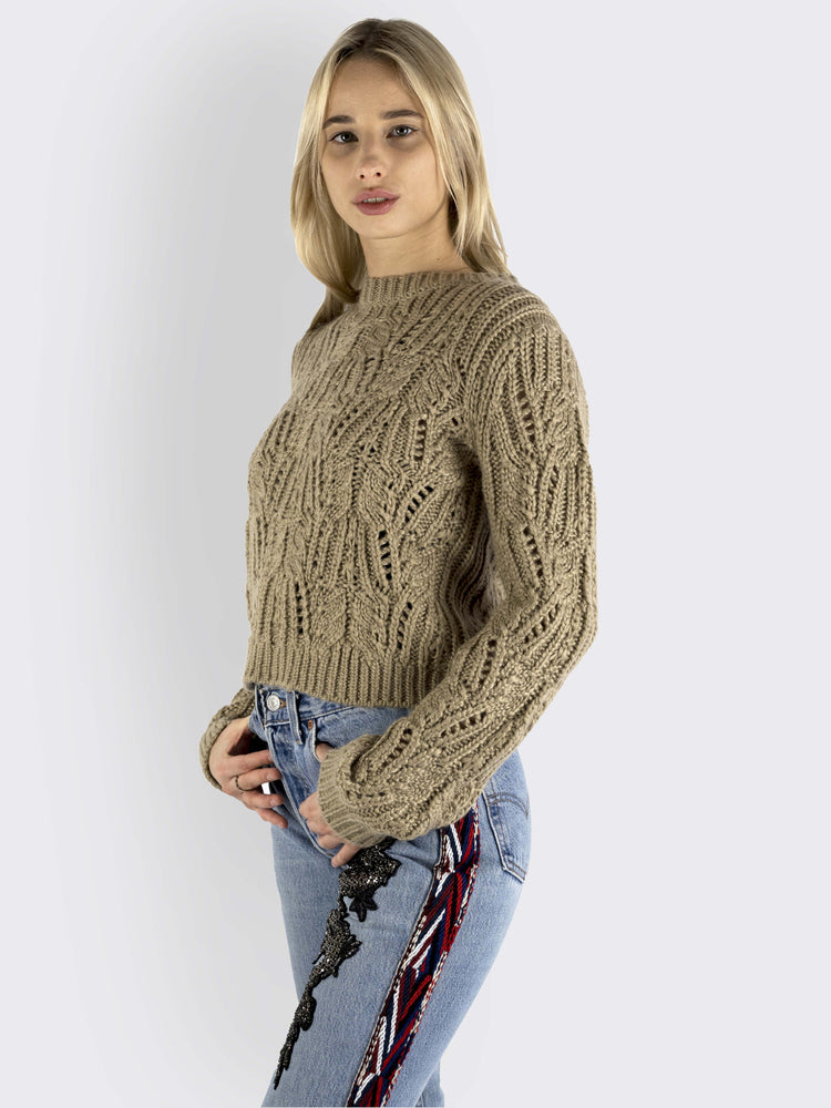 Vince - Cable Knit Jumper