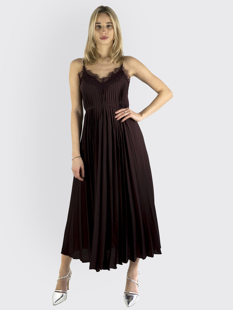 Vince – Pleated Dress - Fashion Dresses For Sale | Rebecca Store