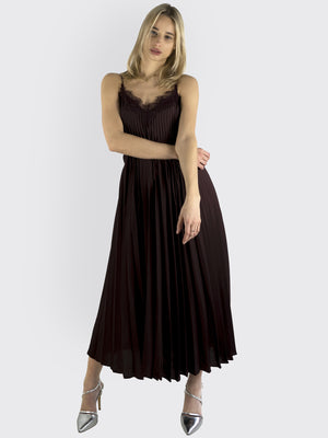 Vince – Pleated Dress