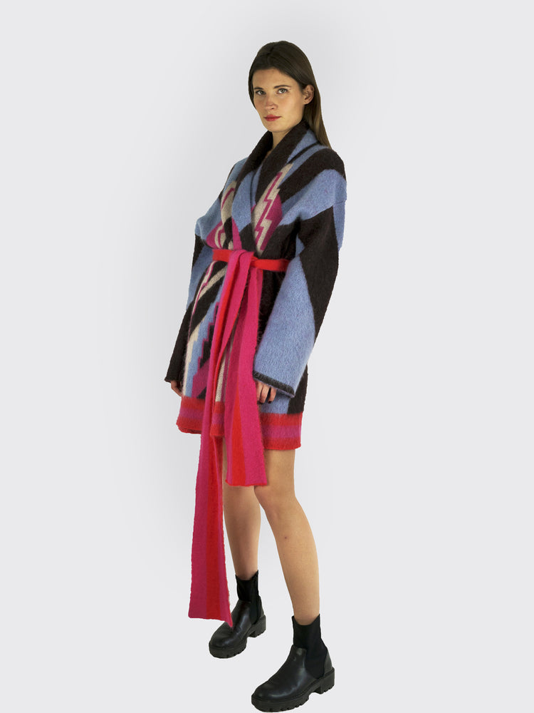 Load image into Gallery viewer, Circus Hotel - Ethnic cardigan