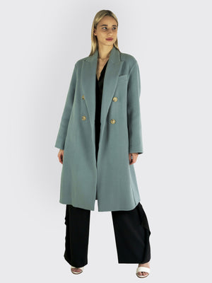 Laden Sie das Bild in den Galerie-Viewer, Vince – Elegant Coat - Ladies Blazers & Jackets | Rebecca Store