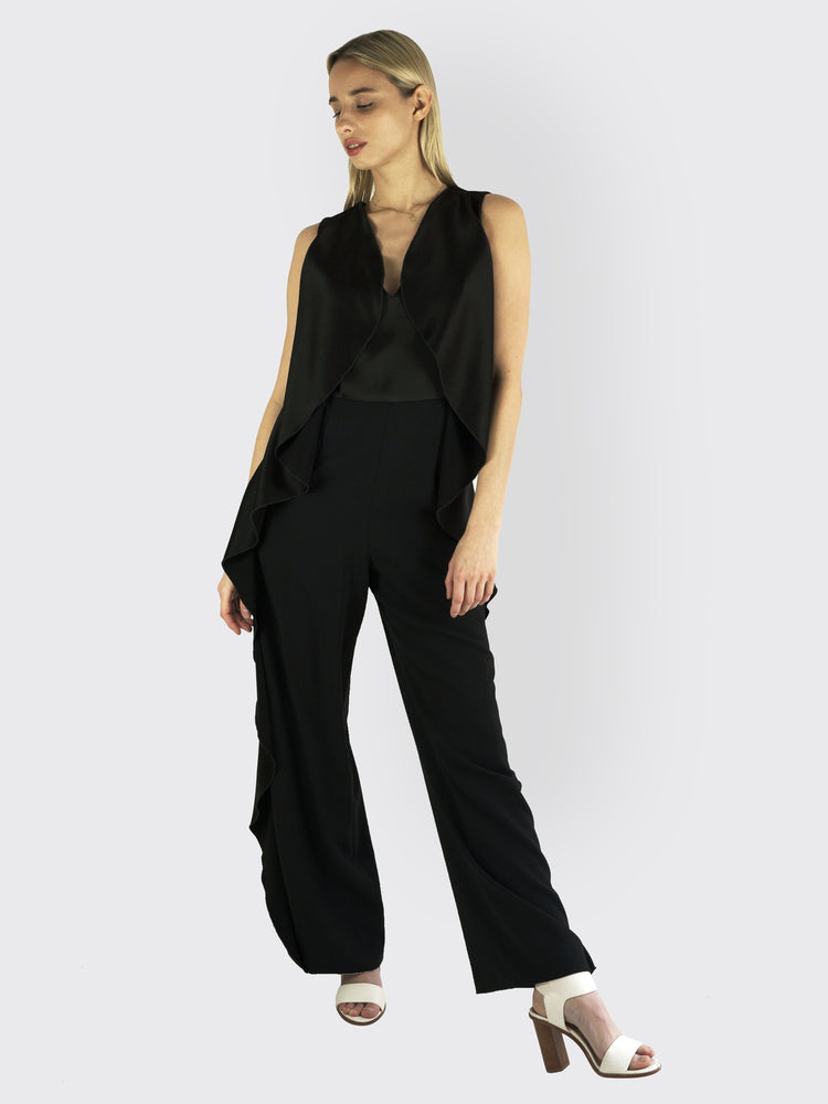 Alice + Olivia - Black Jumpsuit