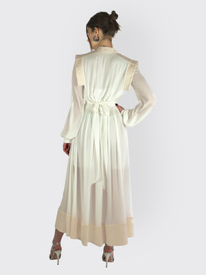 Philosophy Di Lorenzo Serafini - Quilted Robe Dress