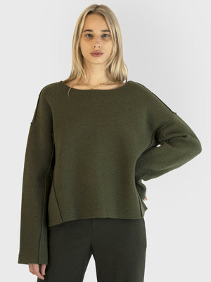 Alice + Olivia - Kahki Sweater