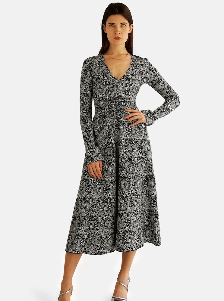 Rotate Birger Christensen - Sierra Midi Dress