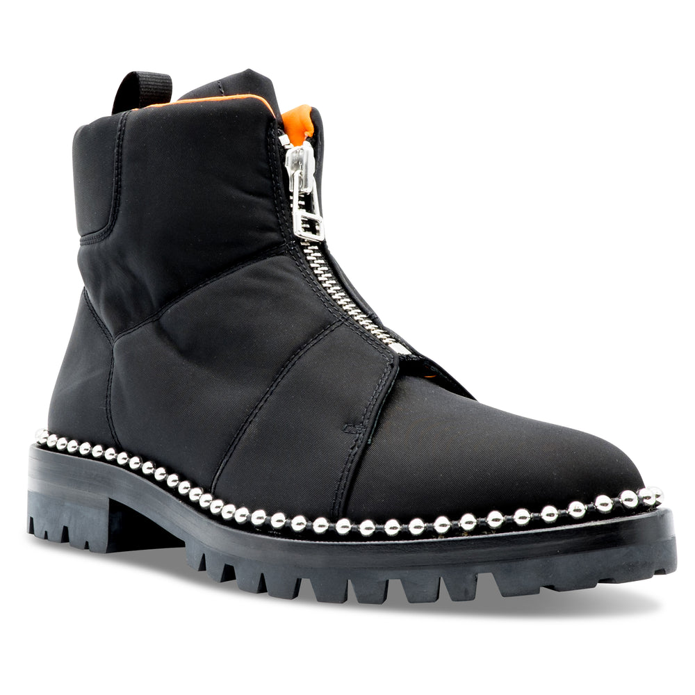 Load image into Gallery viewer, Alexander Wang - Cooper Studded Shell Ankle Boots