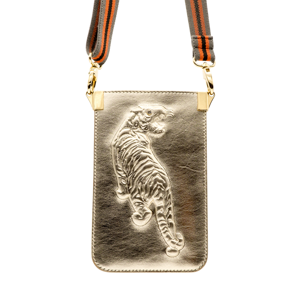 Gabriele Frantzen - Phone Bag - Tiger