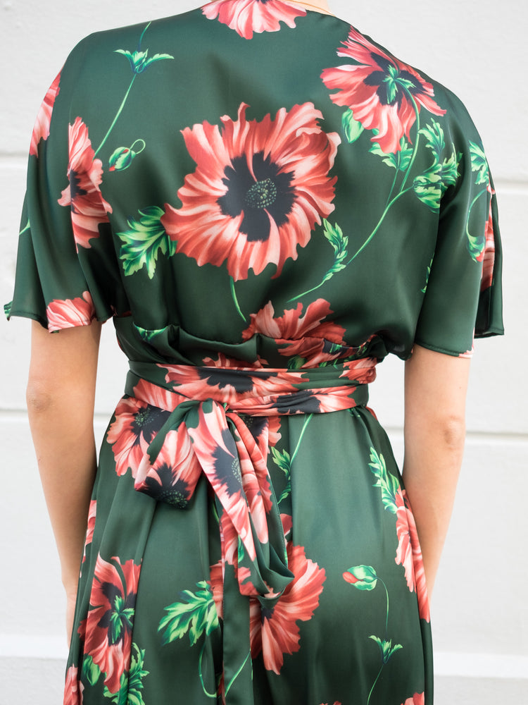 Load image into Gallery viewer, L'Edition Kimono Dress