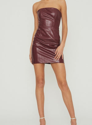 Rotate Birger Christensen Herla Minidress