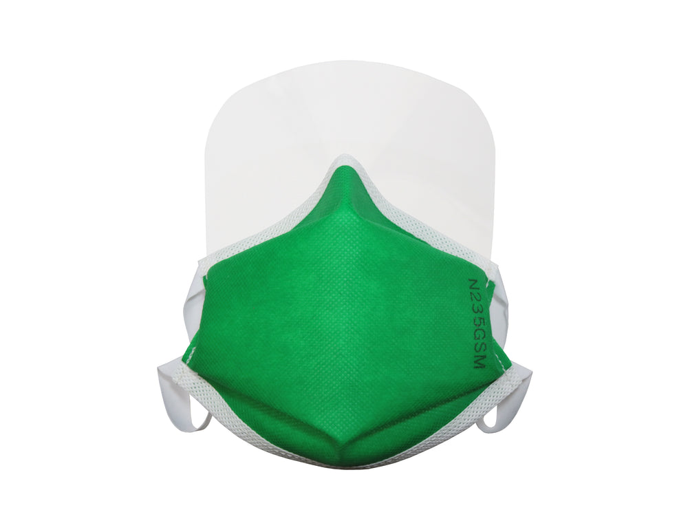 VIZR Clover Green White Base
