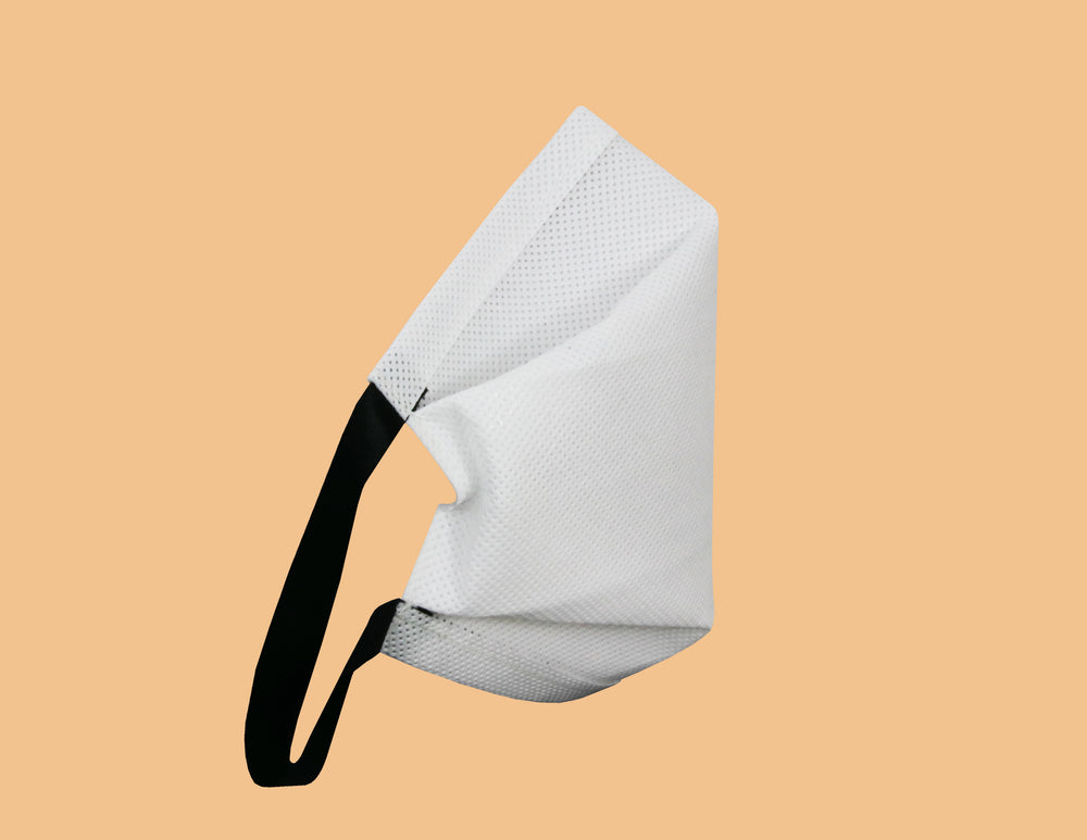 Load image into Gallery viewer, White N170 Black Strap
