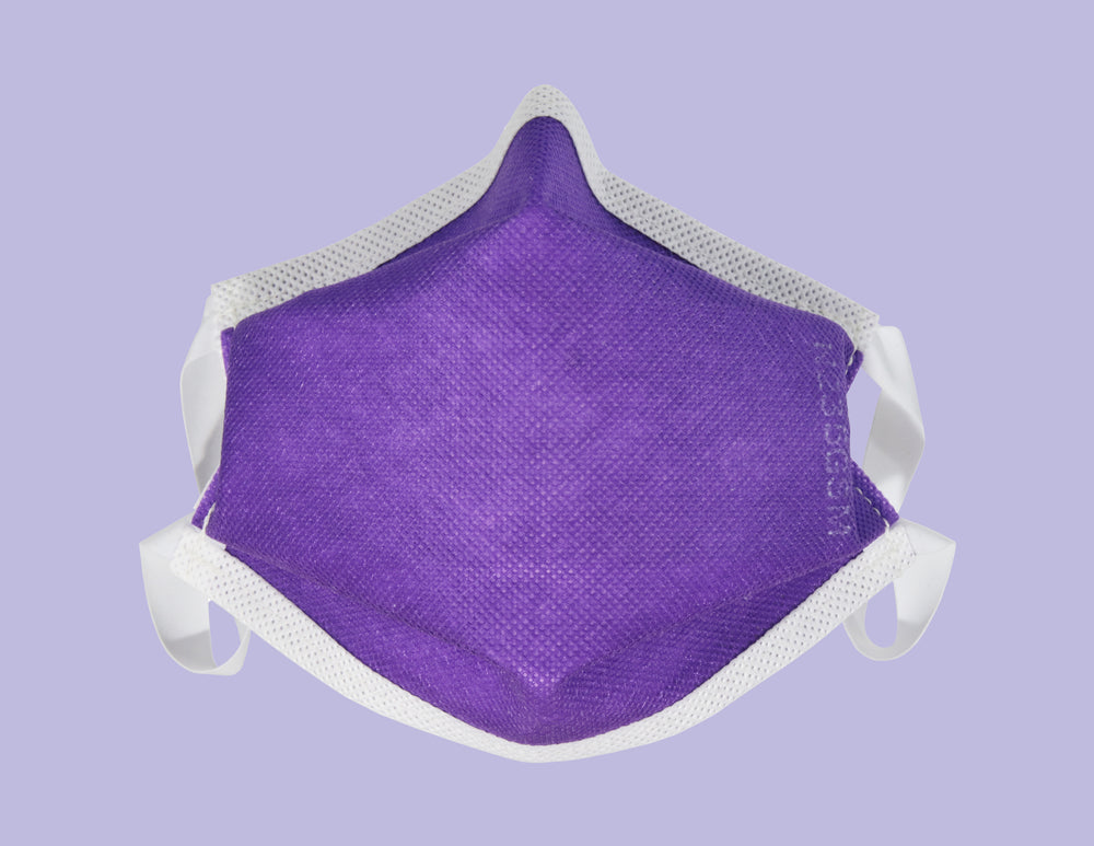 N235 Jelly Purple (White Base Collection)