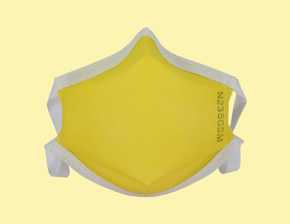 N235 Lemon Yellow (White Base Collection)